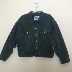 Vintage Levi's Trucker Rigid Denim Jeans Jacket